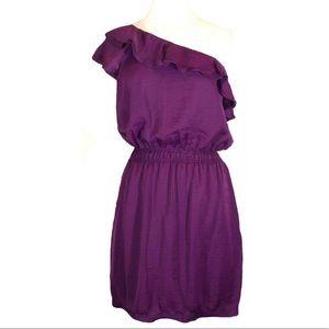 Max Studio Ruffle Dress